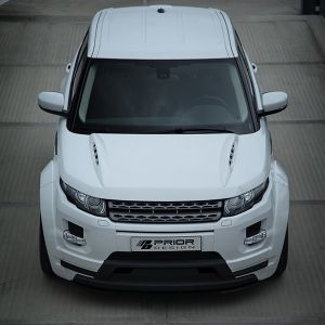 PD Widebody Аеродинамичен пакет за Range Rover Evoque