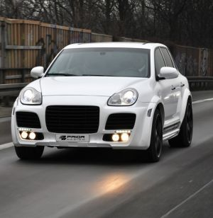 PD Widebody Aerodynamic-Kit for Porsche Cayenne I