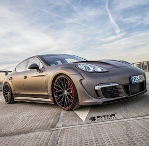 PD Widebody Aerodynamic-Kit for Porsche Panamera