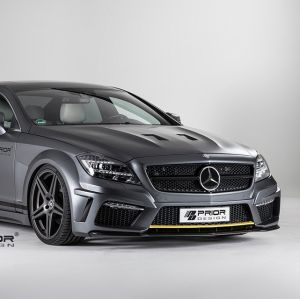 PD550 Aerodynamic-Kit for Mercedes CLS W218