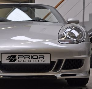 PD FREESTYLE Aerodynamic-Kit for Porsche 911 996