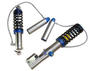 Front Gaz External Reservoir Upgrade for Gaz Gold Coilover Kit