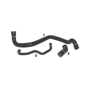 Audi TT 1.8T Silicon Hose Kit, 1999-2006
