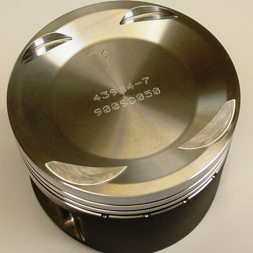 Wossner piston for Ford Sierra 4x4, Escort, Cosworth