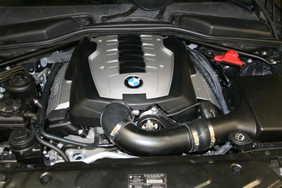 ESS E Ci TVS Supercharger System - Bmw 645ci engine