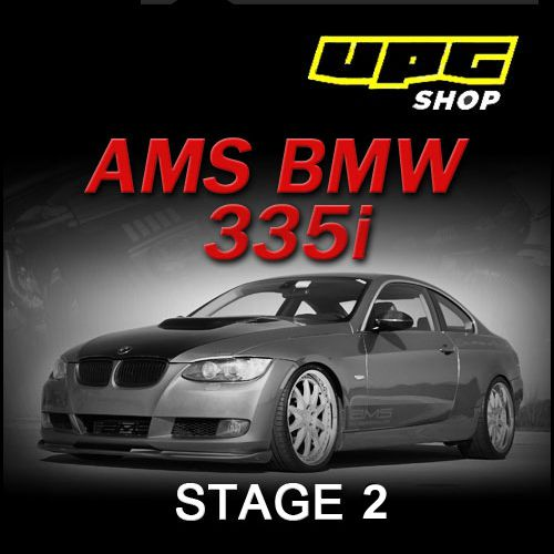 AMS BMW 35i Stage 2 Performance Package - UPG Shop