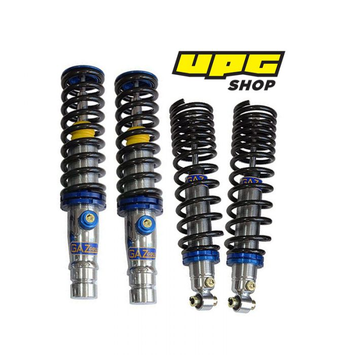 peugeot 106 gaz gold circuit motorsport coilover kit - upg shop