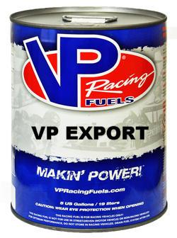 VP Racing - Export
