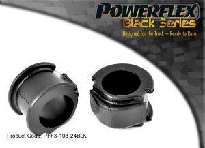Powerflex Front Anti Roll Bar Mounting Audi 80 & 90 Quattro