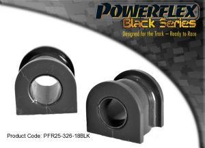 Powerflex Rear Anti Roll Bar Bush Honda Civic Mk7