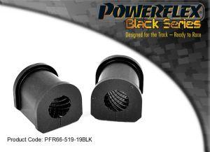 Powerflex Rear Anti Roll Bar Mounting Bush 19mm Opel Vectra C
