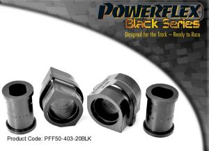Powerflex Front Anti Roll Bar To Chassis Bush Peugeot 206