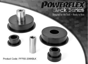 Powerflex Engine Dogbone Mount Kit Renault Clio 2
