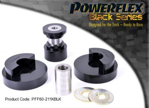 Powerflex Engine Dogbone (Twisted) Mount Kit Renault Clio 2