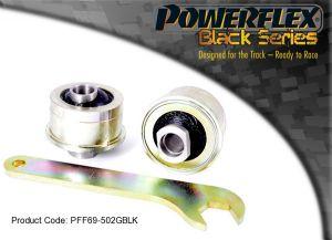 Powerflex Front Arm Rear Bush Anti Lift, Caster Adjustable Impreza GH, GR