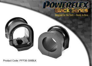 Powerflex Power Steering Rack Mount Kit Mazda RX-7
