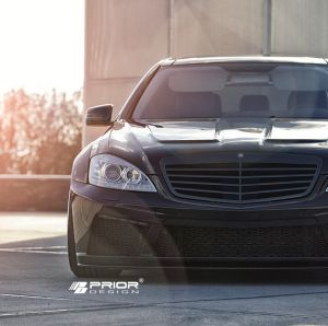 PD V2 Widebody Aerodynamic-Kit for Mercedes S-Class W221