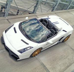 PD Aerodynamic-Kit for Lamborghini Gallardo