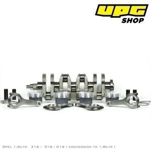 Opel Z16 LET , LEL , LER OPC / CR 9:1 - ZRP Stroker Kit to 1.8L