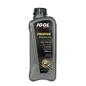 IGOL PROFIVE EMERAUDE 5W30 synthetic oil