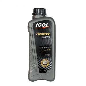 IGOL PROFIVE 504/507 5W30 synthetic oil