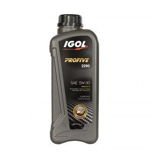 IGOL PROFIVE RUBIS 2290 5W30 synthetic oil
