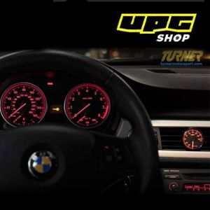BMW 335i Turner Motorsport Boost Gauge Kit