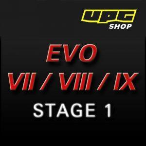 Evo 7-9 Stage 1 + Base Flash