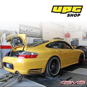 EPL/AMS Porsche 996TT Flash Tuning