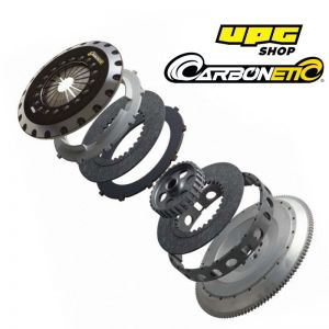 Carbonetic 996 Twin Plate Carbon Street Clutch