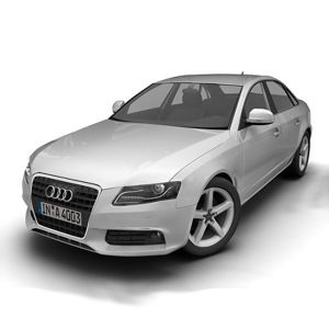 Chip for Audi A4 B7