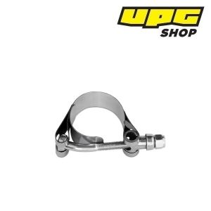 "Mishimoto Stainless Steel T-Bolt Clamp, 1.25"" / 31.75 mm"