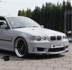 PD-MR Aerodynamic-Kit for BMW E46 Compact