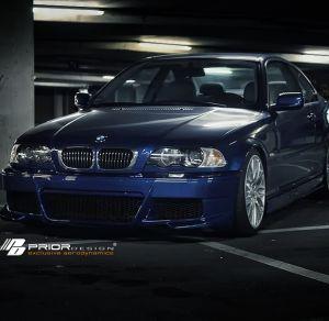 PD Aerodynamic-Kit for BMW E46 Coupe