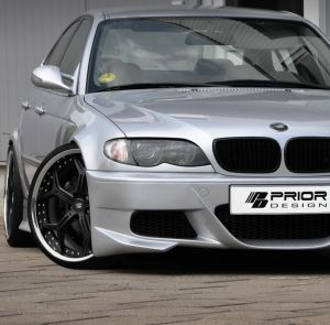 PD Aerodynamic-Kit for BMW E46 Limousine