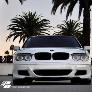 PD Aerodynamic-Kit for BMW E65 / E66