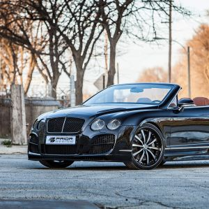 PD Aerodynamic-Kit for BENTLEY CONTINENTAL GT / GTC PD