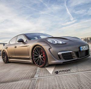 PD Widebody Aerodynamic-Kit for Porsche Panamera