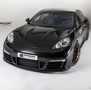 PD Aerodynamic-Kit for Porsche Panamera