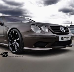PD Aerodynamic-Kit for Mercedes CL W215