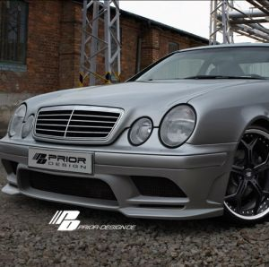 PD Aerodynamic-Kit for Mercedes CLK W208