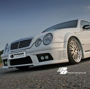PD Widebody Aerodynamic-Kit for Mercedes CLK W208