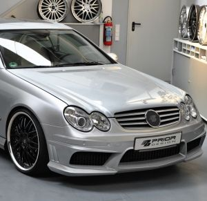 PD Aerodynamic-Kit for Mercedes CLK W209