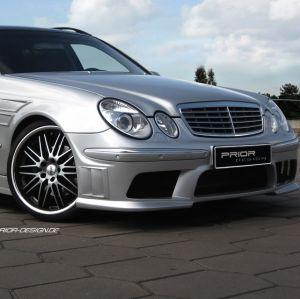 PD Aerodynamic-Kit for Mercedes E-Class W211