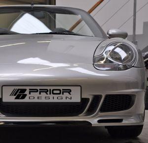 PD FREESTYLE Aerodynamic-Kit for Porsche 911 996