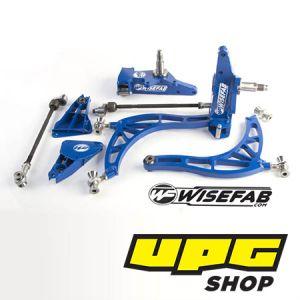 Wisefab Nissan Lock Kit