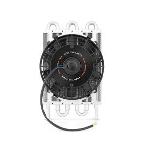 Mishimoto Heavy Duty Transmission Cooler W/ Electric Fan
