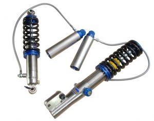 Front Gaz External Reservoir Upgrade for Gaz Gold Coilover Kit